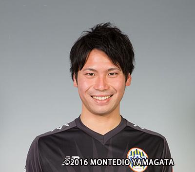 兼田 亜季重 選手 モンテディオ山形より完全移籍加入のお知らせ
