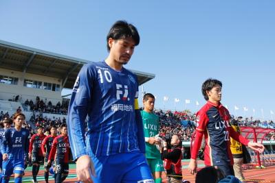 【広報ブログ】宮崎キャンプ 1日目 スカパー!ニューイヤーカップ vs.鹿島アントラーズ