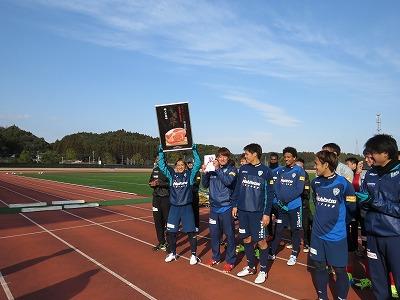 【広報ブログ】 宮崎キャンプ 3日目 差し入れありがとうございます!!