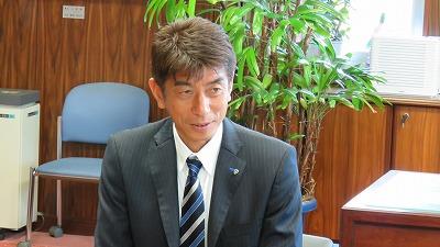 【広報ブログ】宮崎キャンプ 9日目 表敬訪問