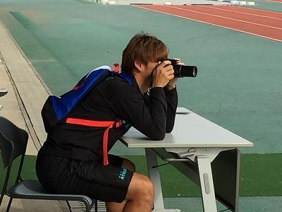 【広報ブログ】宮崎キャンプ 6日目 カメラマンに変身?!