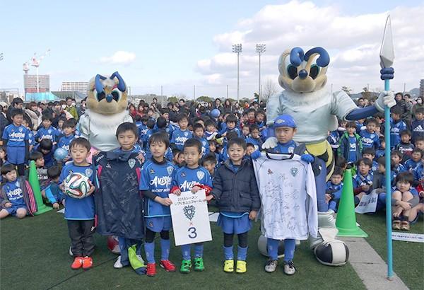 『2016.2.6(土) 西日本新聞社Presents アビスパ福岡サッカースクール交流戦』概要 追加情報!