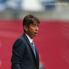神戸戦 試合終了後の井原監督コメント追加