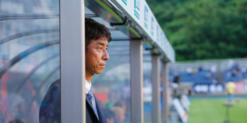 柏戦 試合終了後の井原監督コメント追加
