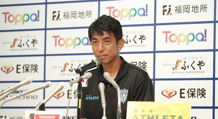 川崎戦 試合終了後の井原監督コメント追加