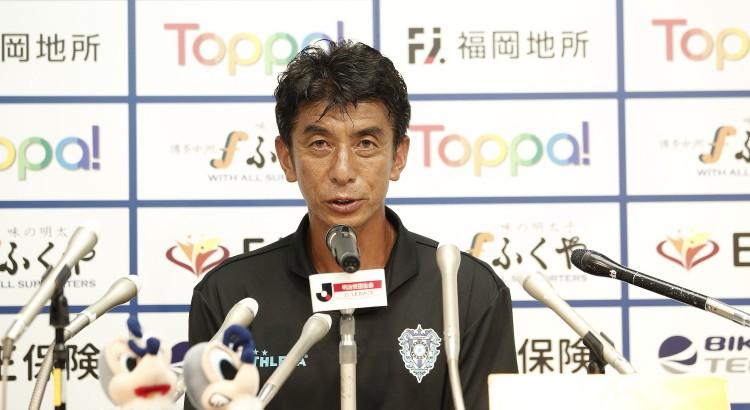 鹿島戦 試合終了後の井原監督コメント追加