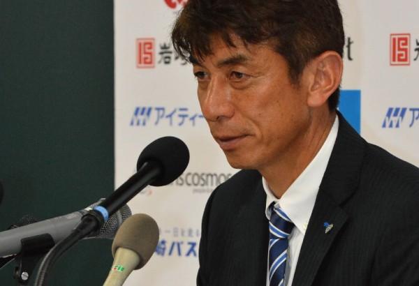 4/15長崎戦 試合終了後の井原監督コメント追加