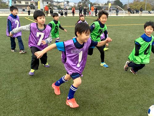 [ホームタウンブログ]FFG10周年記念 サッカーフェスタin行橋