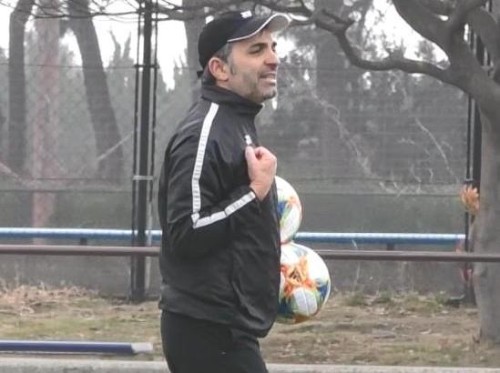 【広報ブログ】今日からボールを使ったトレーニングがスタート!